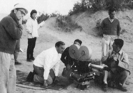 shooting Lawrence of Arabia