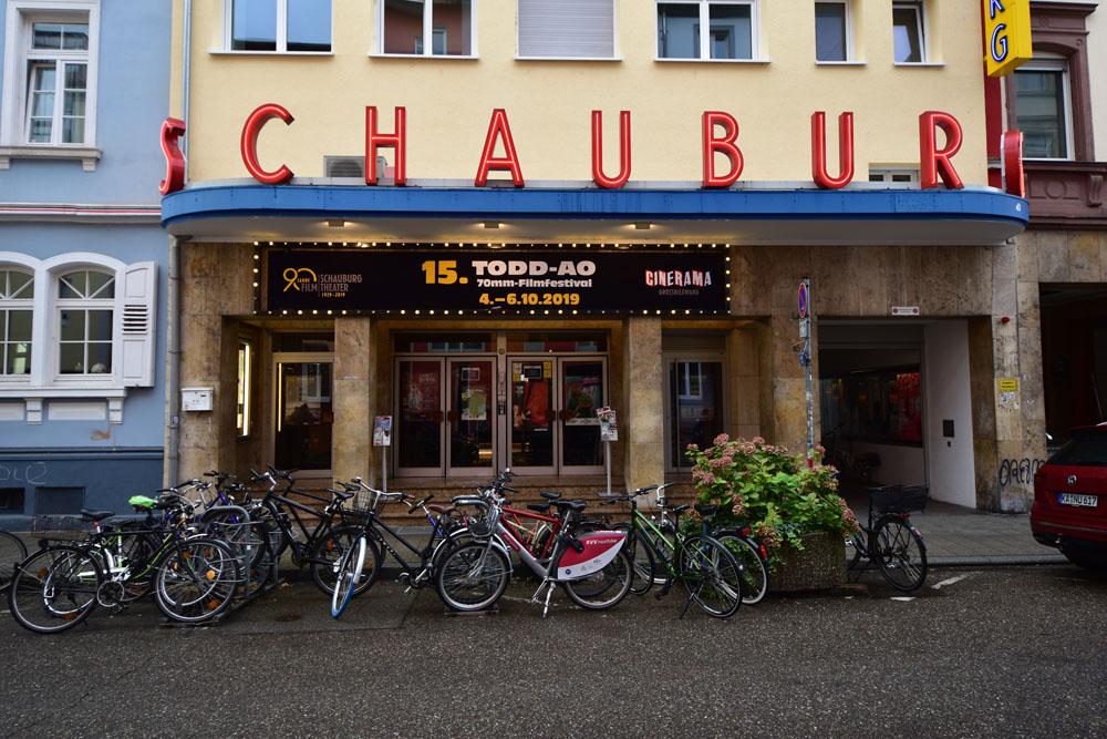 Kinoprogramm Schauburg Karlsruhe